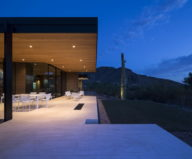 The house on a sandy hill in Arizona 8