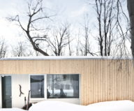 The wooden house in the Canadian woods 4