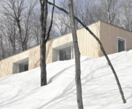 The wooden house in the Canadian woods 8