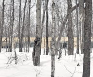 The wooden house in the Canadian woods 9