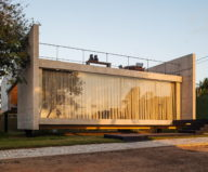 Two Beams House The Innovative And Affordable Dwelling In Brazil 10