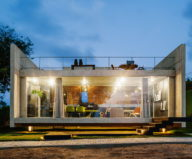 Two Beams House The Innovative And Affordable Dwelling In Brazil 11