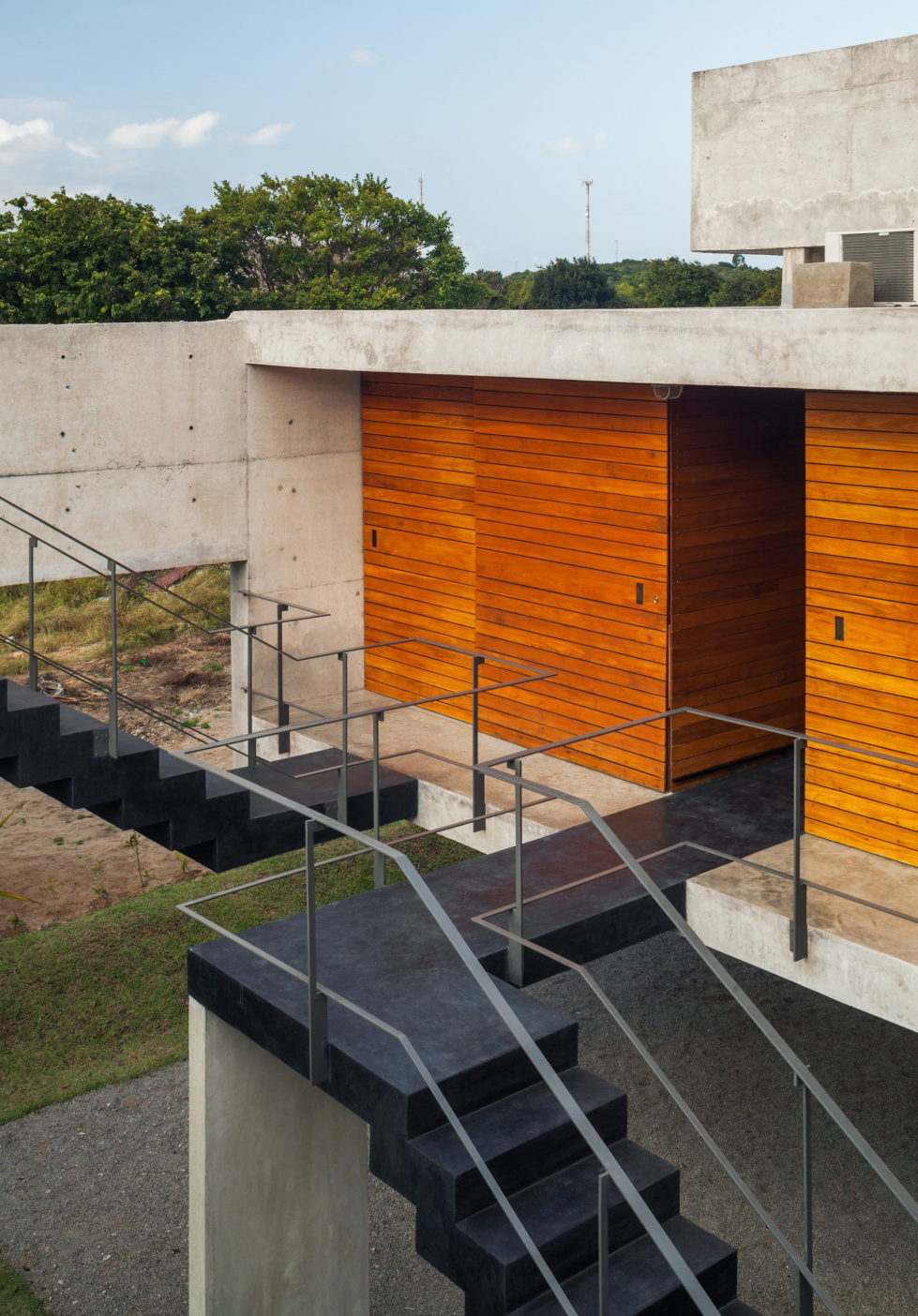 Two Beams House The Innovative And Affordable Dwelling In Brazil 12