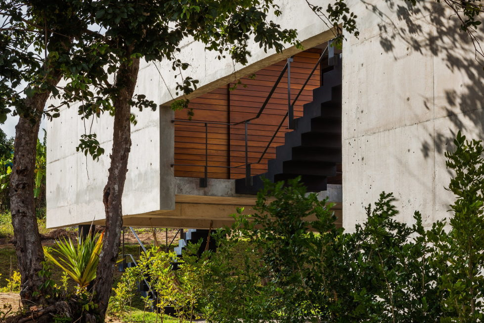 Two Beams House The Innovative And Affordable Dwelling In Brazil 16