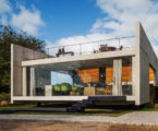 Two Beams House The Innovative And Affordable Dwelling In Brazil 2