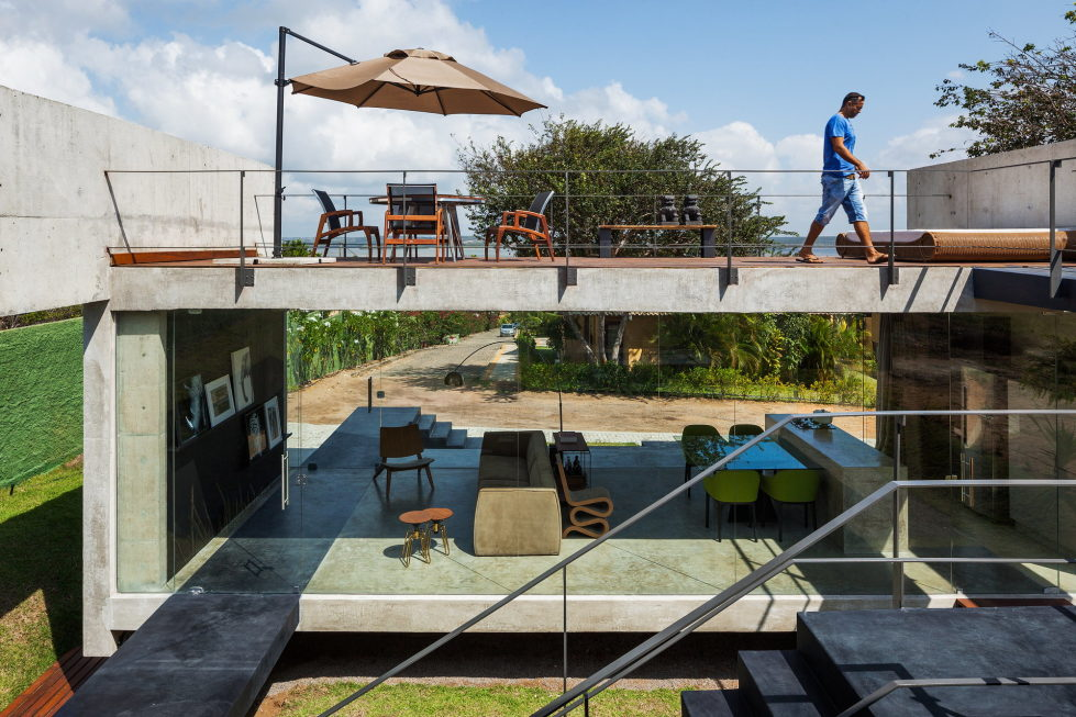 Two Beams House The Innovative And Affordable Dwelling In Brazil 4