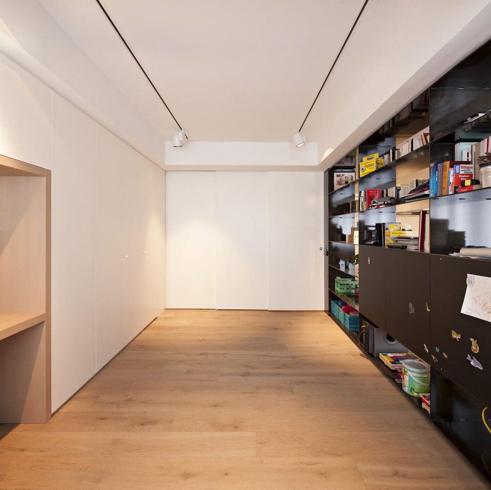 Apartment In Modern Minimalism Style In Spain 11