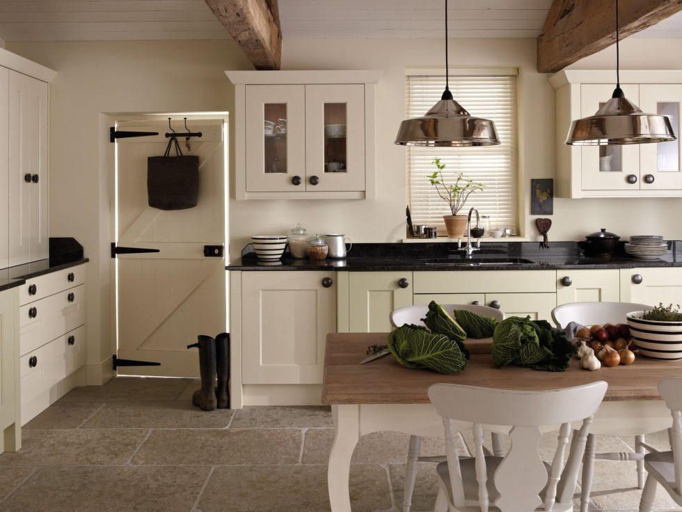 captivating beige gloss kitchen | Kitchen in Beige Color