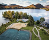 Country Houses On The Shore Of Lac-Superieur Lake At Mont-Tremblant Ski-Resort 6