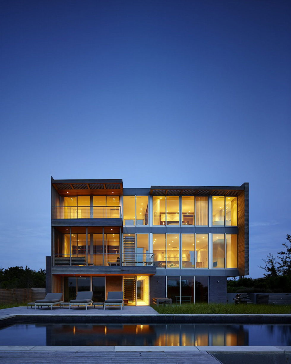 Cove Residence On The Bay Shore From Lomont Rouhani Architects 18