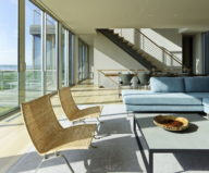 Cove Residence On The Bay Shore From Lomont Rouhani Architects 4