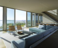 Cove Residence On The Bay Shore From Lomont Rouhani Architects 5