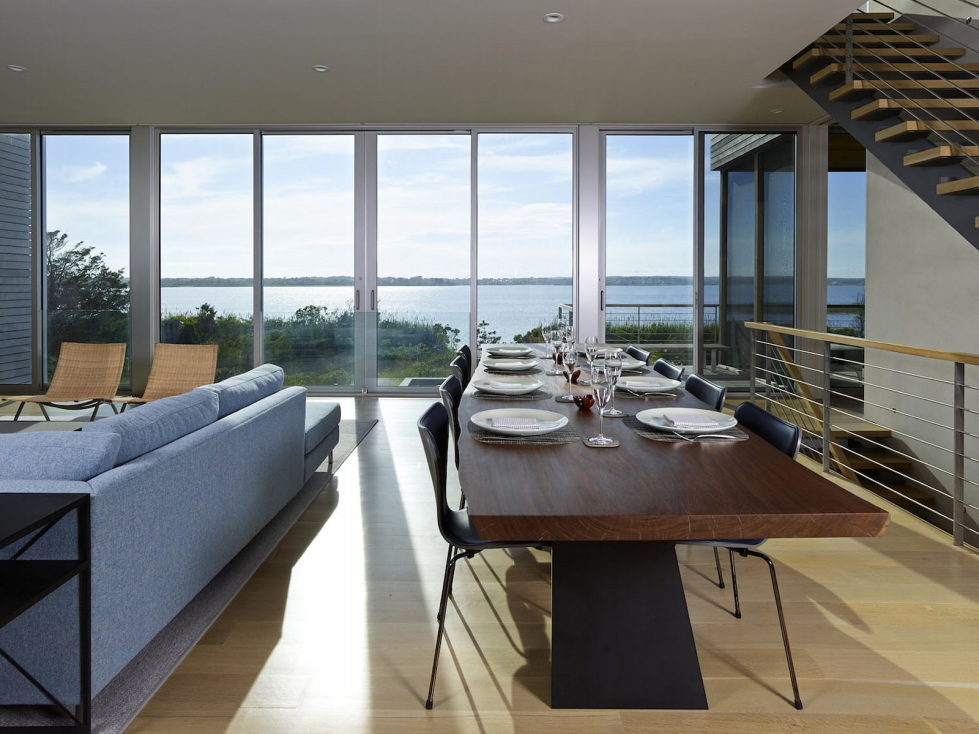 Cove Residence On The Bay Shore From Lomont Rouhani Architects 6