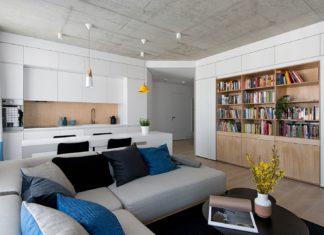 Elegant Apartment In Vilnius From Normundas Vilkas Studio 13