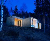 Rest House On The Territory Of Steinsfjorden Lake In Norway From Atelier Oslo Studio 2