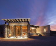 The Cave in Pilares house in Mexico from the Greenfield studio 1