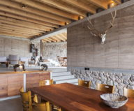 The Cave in Pilares house in Mexico from the Greenfield studio 11