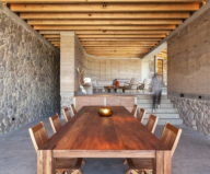 The Cave in Pilares house in Mexico from the Greenfield studio 13