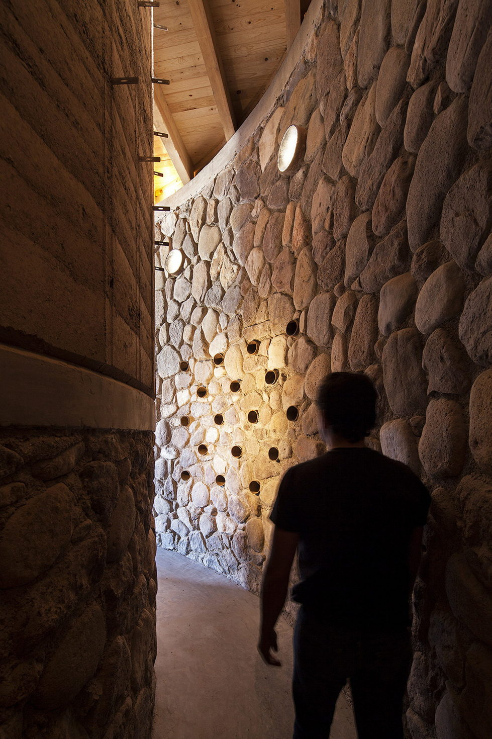The Cave in Pilares house in Mexico from the Greenfield studio 4