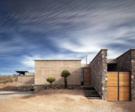 The Cave in Pilares house in Mexico from the Greenfield studio 6