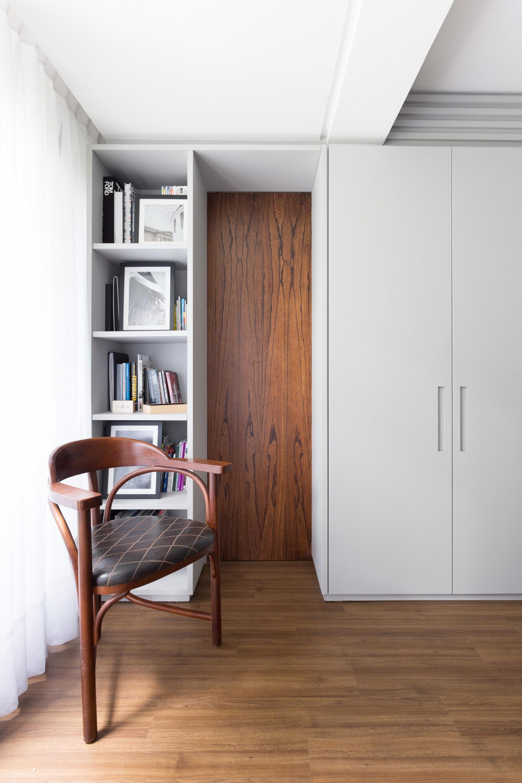 Bedroom Bureau White