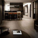 The Wang House Apartment In Taiwan Upon The Project Of The PM Design Studio 21