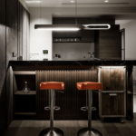 The Wang House Apartment In Taiwan Upon The Project Of The PM Design Studio 22