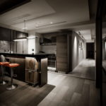 The Wang House Apartment In Taiwan Upon The Project Of The PM Design Studio 23