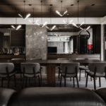 The Wang House Apartment In Taiwan Upon The Project Of The PM Design Studio 24