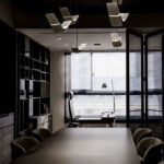 The Wang House Apartment In Taiwan Upon The Project Of The PM Design Studio 25