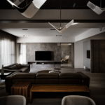 The Wang House Apartment In Taiwan Upon The Project Of The PM Design Studio 27