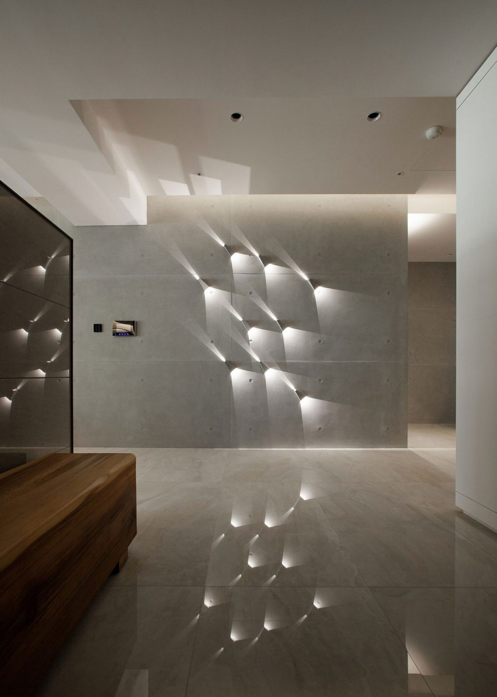 The Wang House Apartment In Taiwan Upon The Project Of The PM Design Studio 3