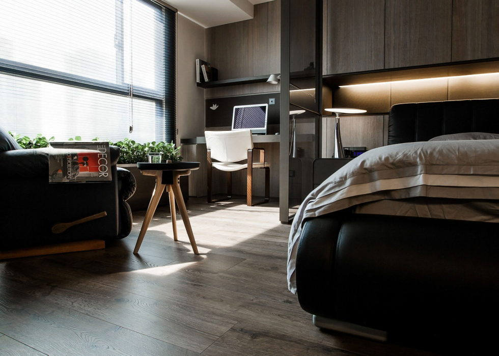 The Wang House Apartment In Taiwan Upon The Project Of The PM Design Studio 31