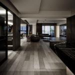 The Wang House Apartment In Taiwan Upon The Project Of The PM Design Studio 4