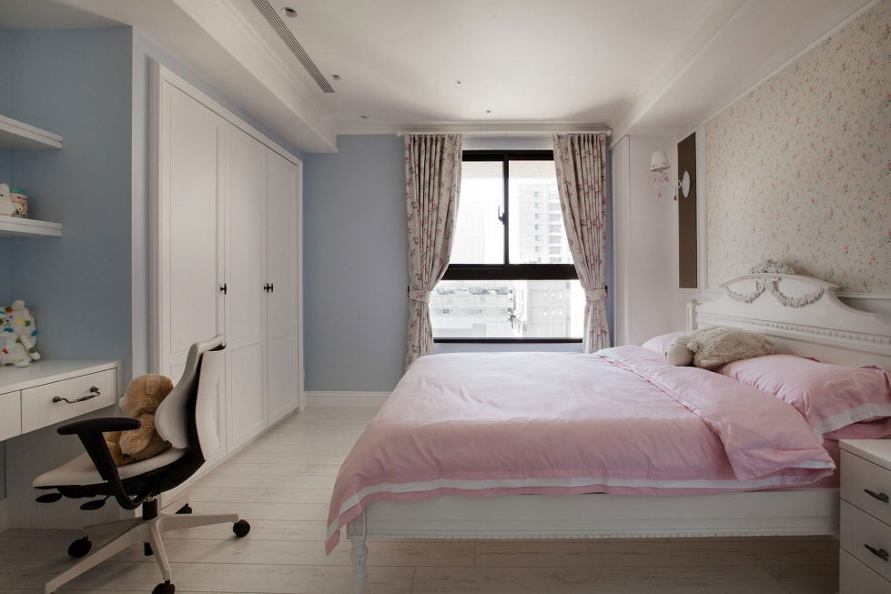 The Wang House Apartment In Taiwan Upon The Project Of The PM Design Studio 40