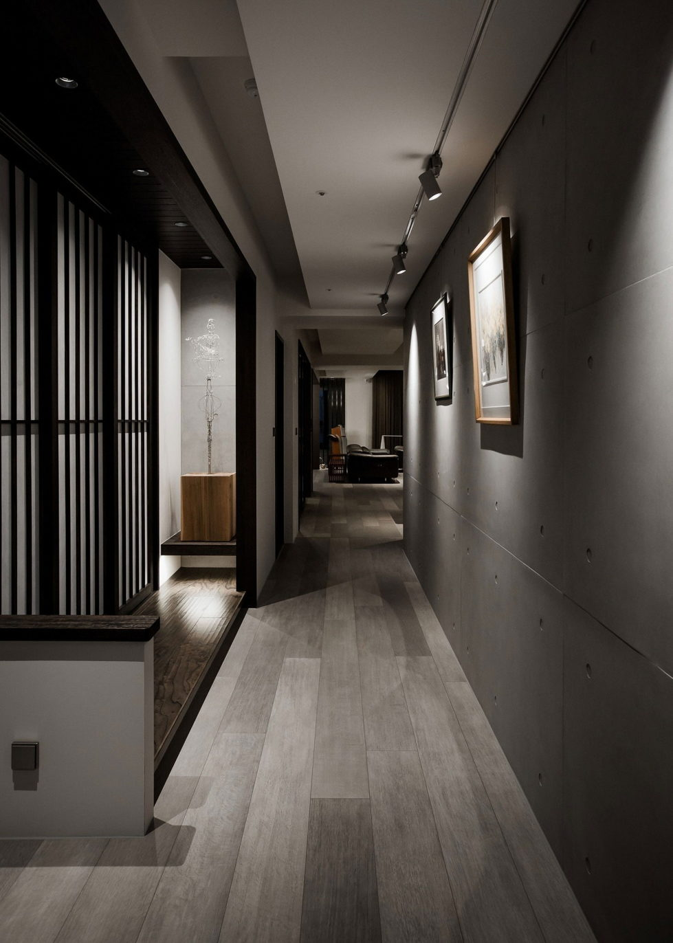 The Wang House Apartment In Taiwan Upon The Project Of The PM Design Studio 46