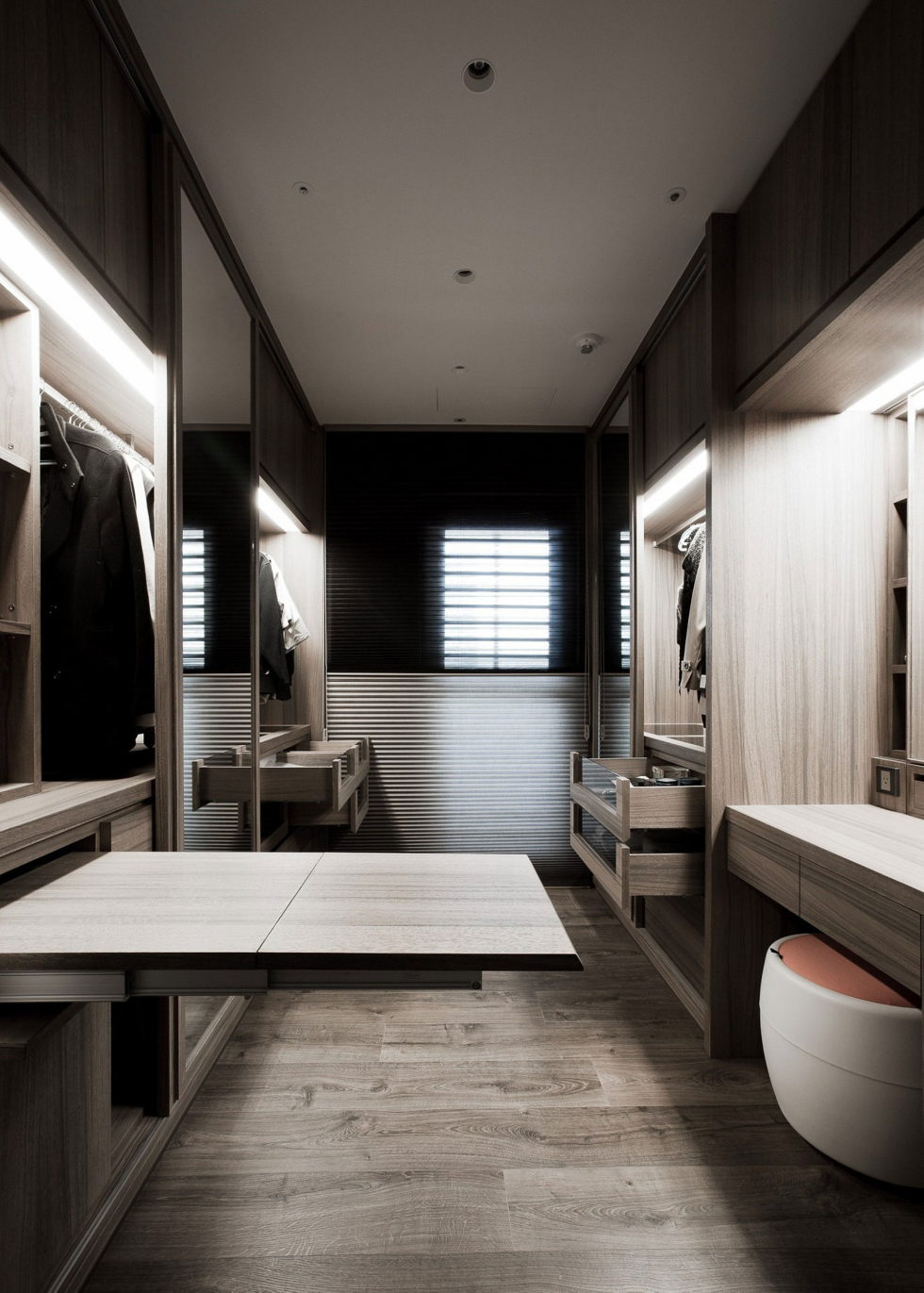 The Wang House Apartment In Taiwan Upon The Project Of The PM Design Studio 50