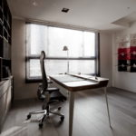 The Wang House Apartment In Taiwan Upon The Project Of The PM Design Studio 53