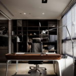 The Wang House Apartment In Taiwan Upon The Project Of The PM Design Studio 54