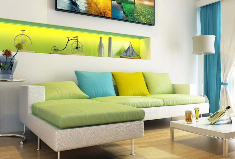 color combination for green