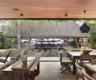 Bungalow On The Ocean Shore From CDM Arquitectos 22