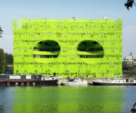 Euronews Headquarters In Lion From Jakob + MacFarlane Architects 1
