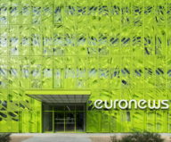 Euronews Headquarters In Lion From Jakob + MacFarlane Architects 12