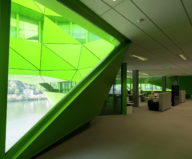 Euronews Headquarters In Lion From Jakob + MacFarlane Architects 5