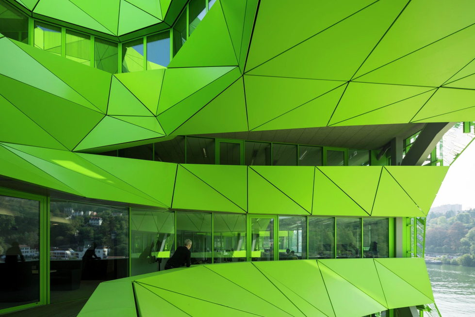 Euronews Headquarters In Lion From Jakob + MacFarlane Architects 7