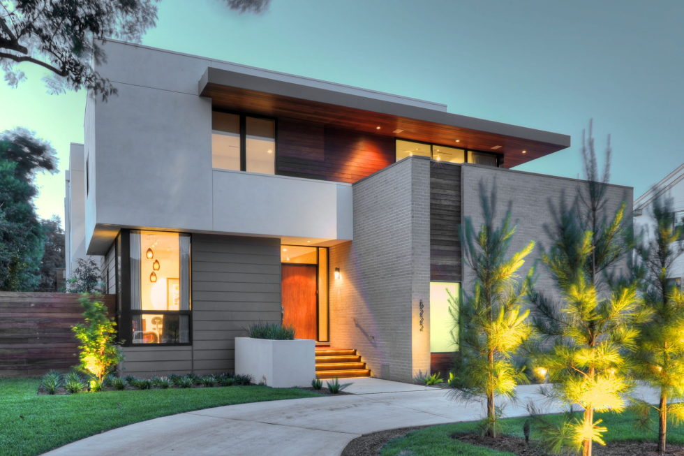 Modern House in Houston From Architectural Firm StudioMET 1