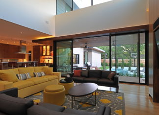 Modern House in Houston From Architectural Firm StudioMET 11