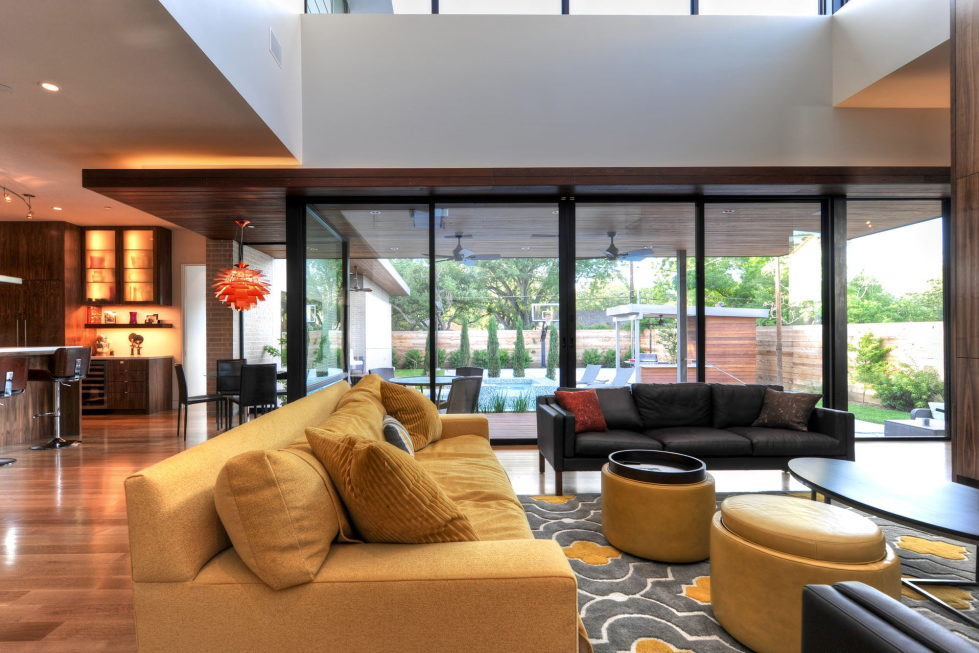 Modern House in Houston From Architectural Firm StudioMET 15