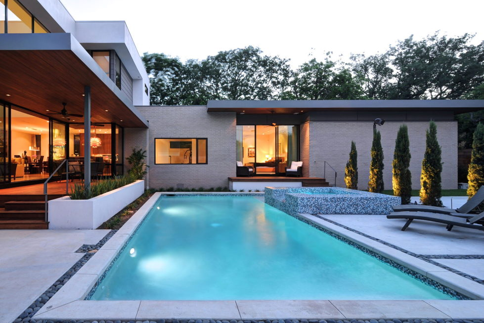 Modern House in Houston From Architectural Firm StudioMET 3