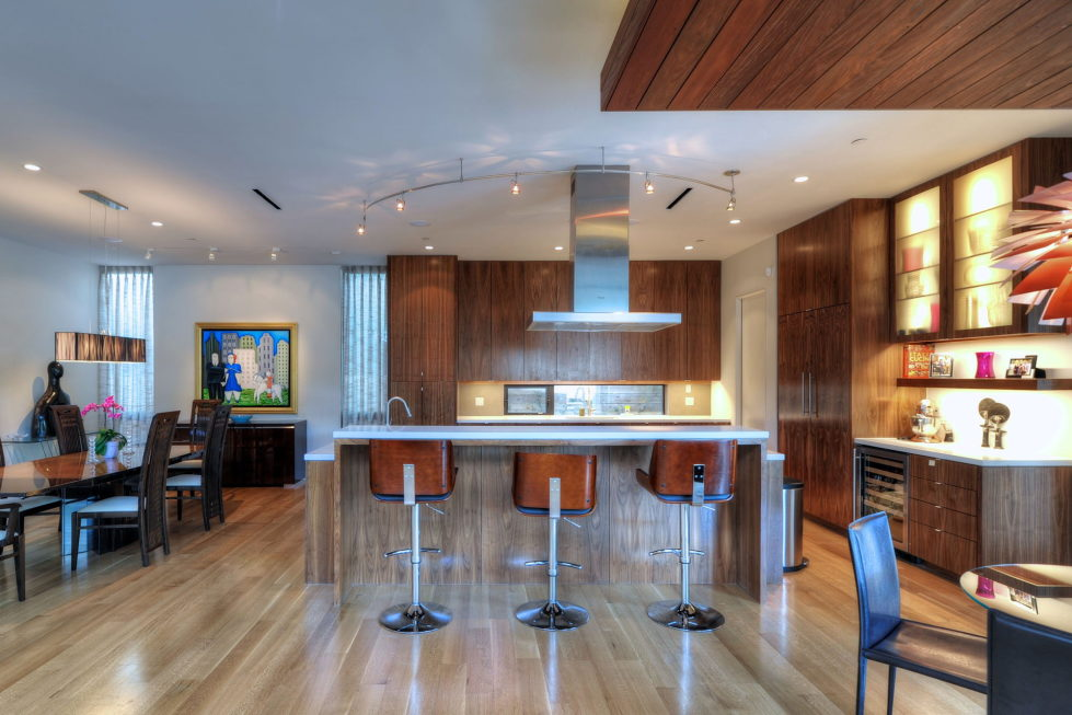 Modern House in Houston From Architectural Firm StudioMET 8